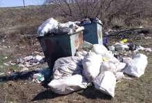 Карталинцы недовольны вывозом мусора